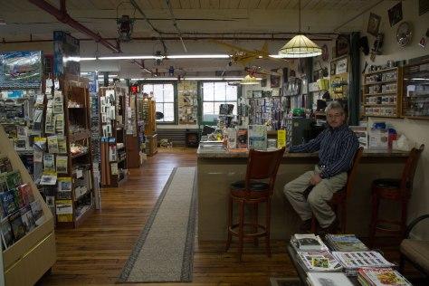 Store Owner Roger